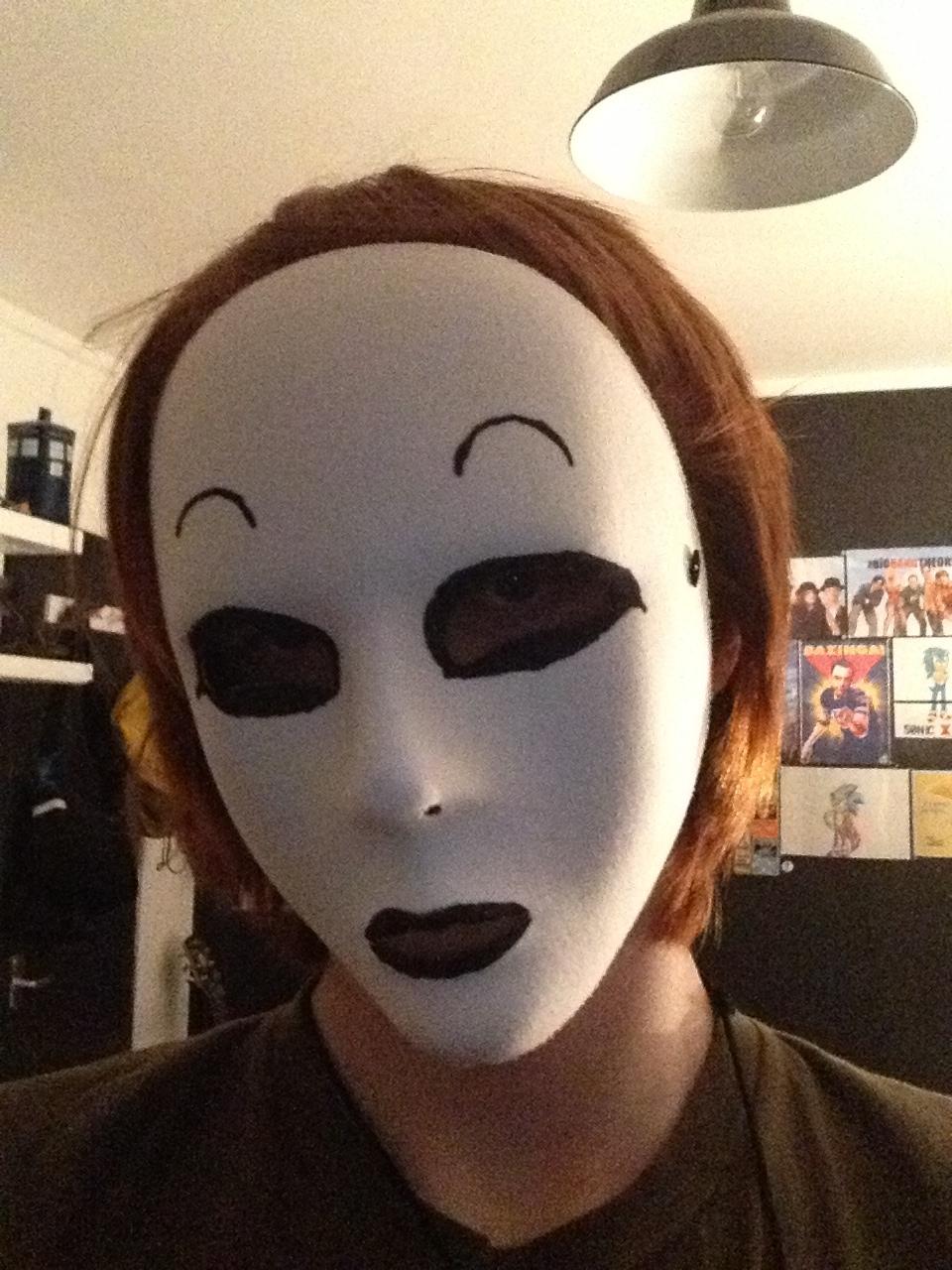 marble hornets masky mask by artisticharry on deviantart