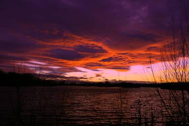 Branston Sunset
