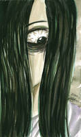 Sadako by VanessaSatone