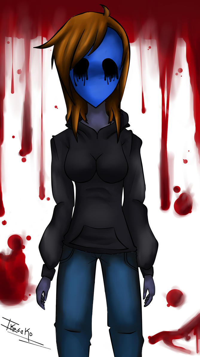 Eyeless Jack by MichiSanIkaseko
