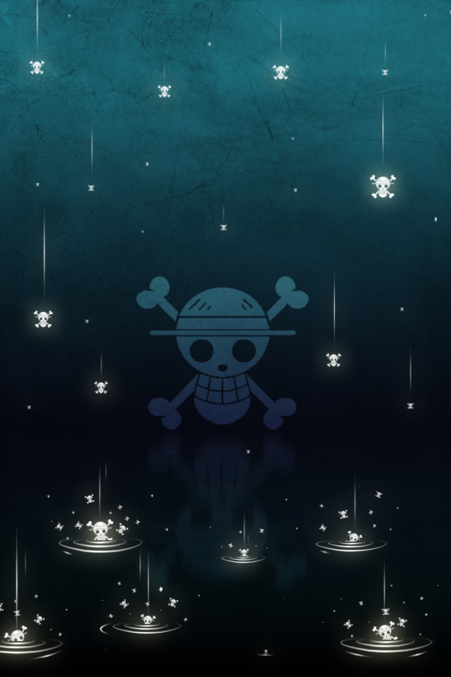 Iphone One Piece Logo Wallpaper Doraemon