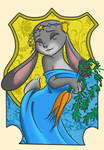 WIP: Judy Art Nouveau