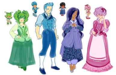Color Kids Concept 002