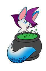 Witch Popper Amilia