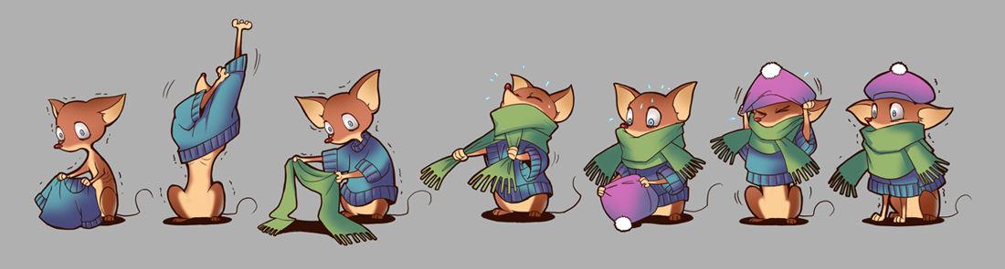 Chihuahua dressup