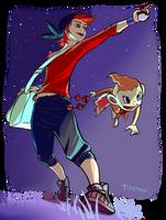 Sketch 02 [Pokemon] by Cotton-Monster