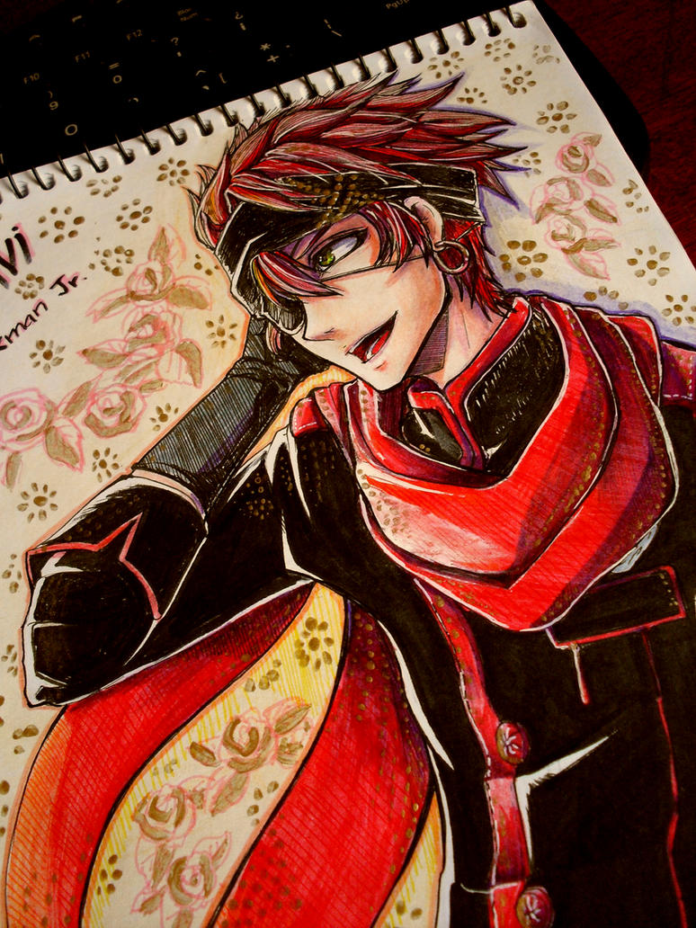 Lavi [D - Gray Man] by Cotton-Monster