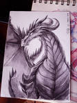 Dragon ink practice