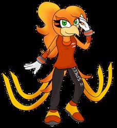 Ember the Phoenix