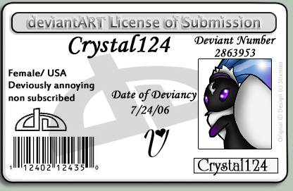 Crystal124's Profile Picture