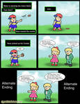 Earthbound: Low IQ
