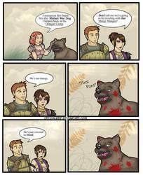 Dragon Age Origins: The Dog by Crystal124