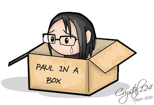 DR- Paul is sad