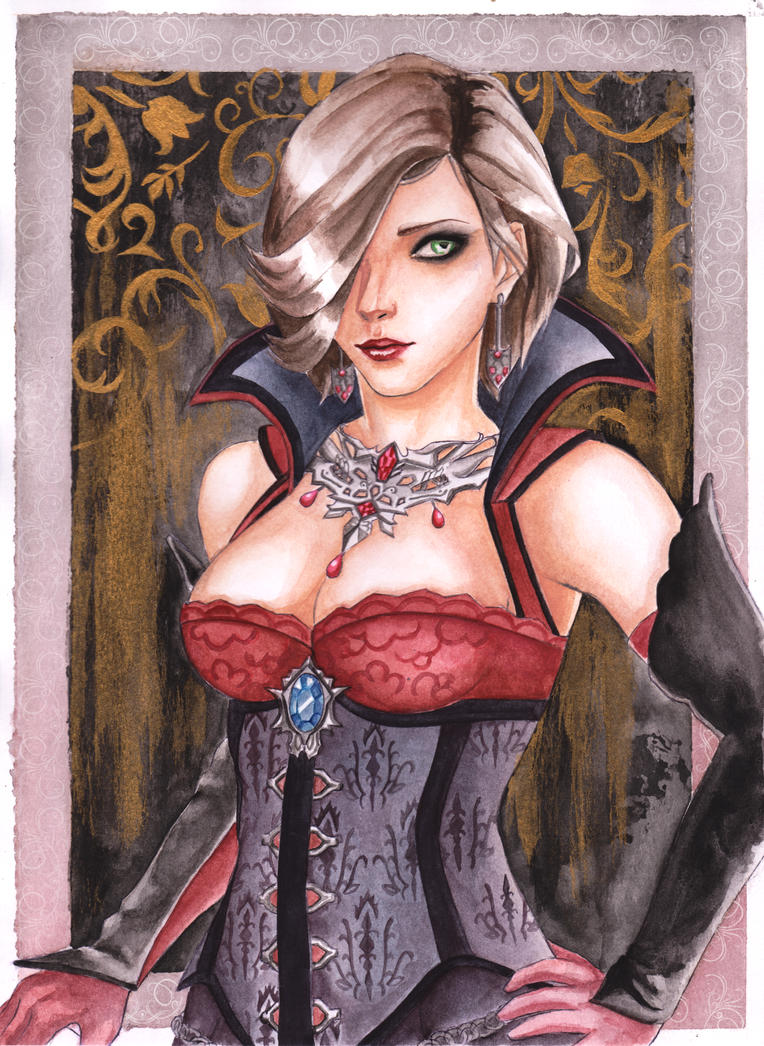 Countess by skysongxD