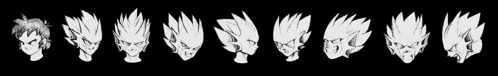 Ryumajin Tanton [ReDesign] by DragonBoyTanton