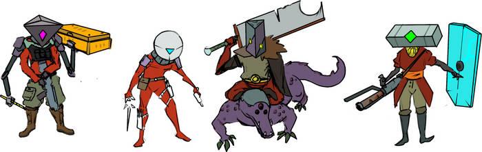 Spacegangsters