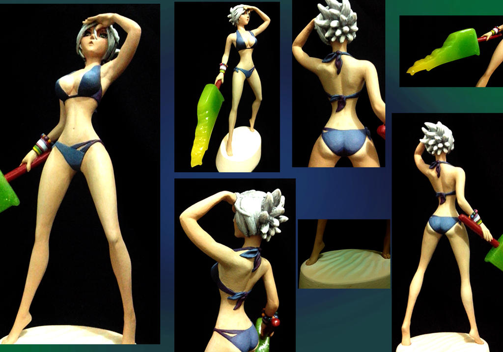 Swimsuit Riven Figurine by AnahitaPhae