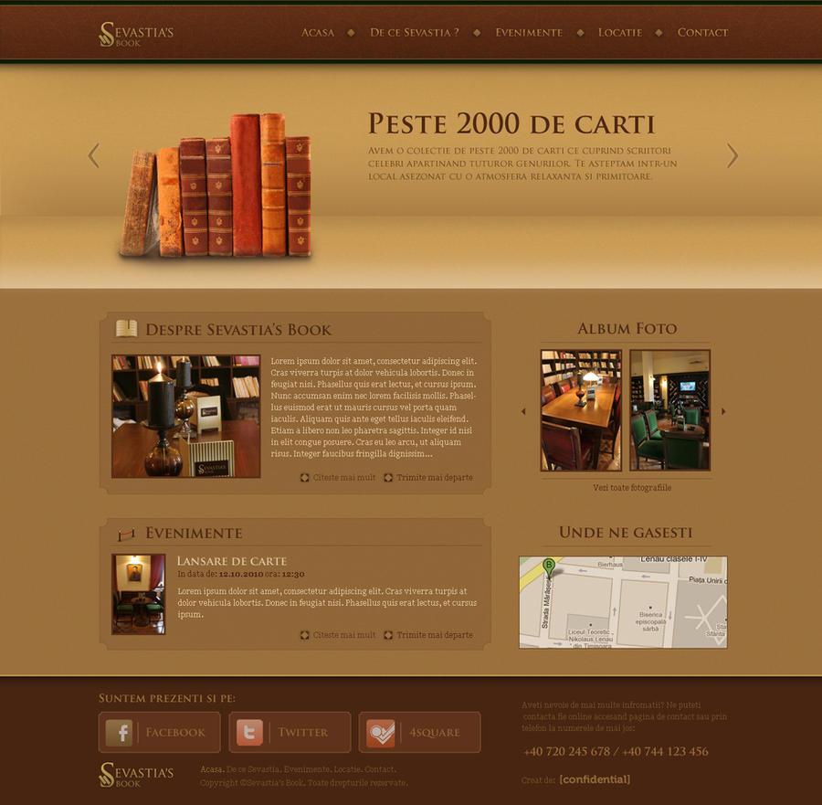 Sevastia's Book