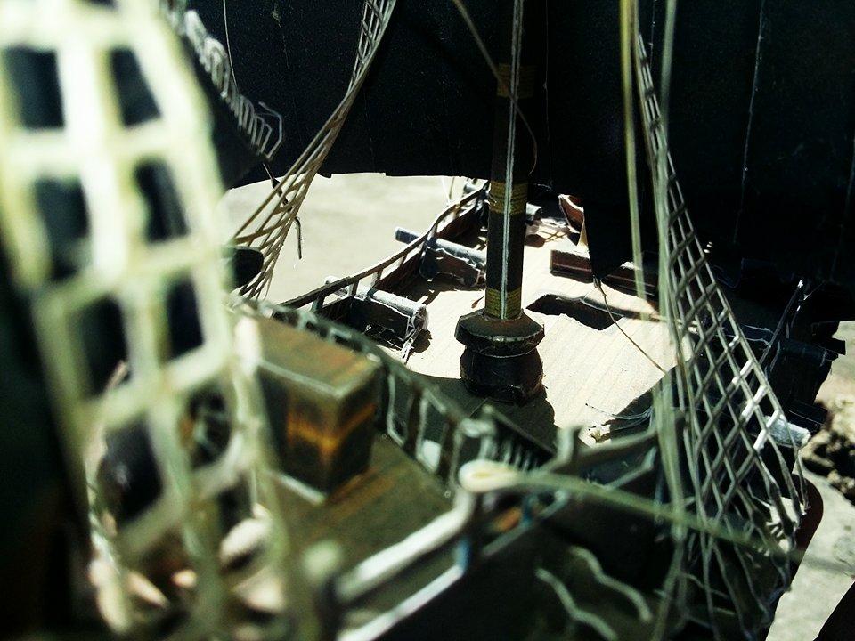 perla negra papercraft by johannhernandez117