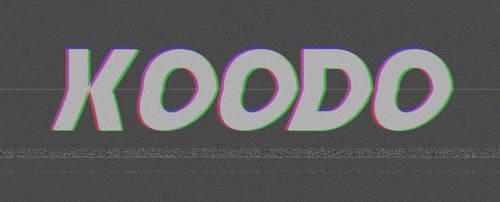 Koodo Scanline by cstm