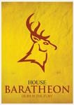 House Baratheon Minimalism