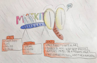 ||Brother Drawing: #1||:.Moskito.:||[Remake]|| by CherryCookieSpider