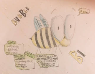 ||Brother Drawing: #2||:.Bubble Bi.:|| by CherryCookieSpider