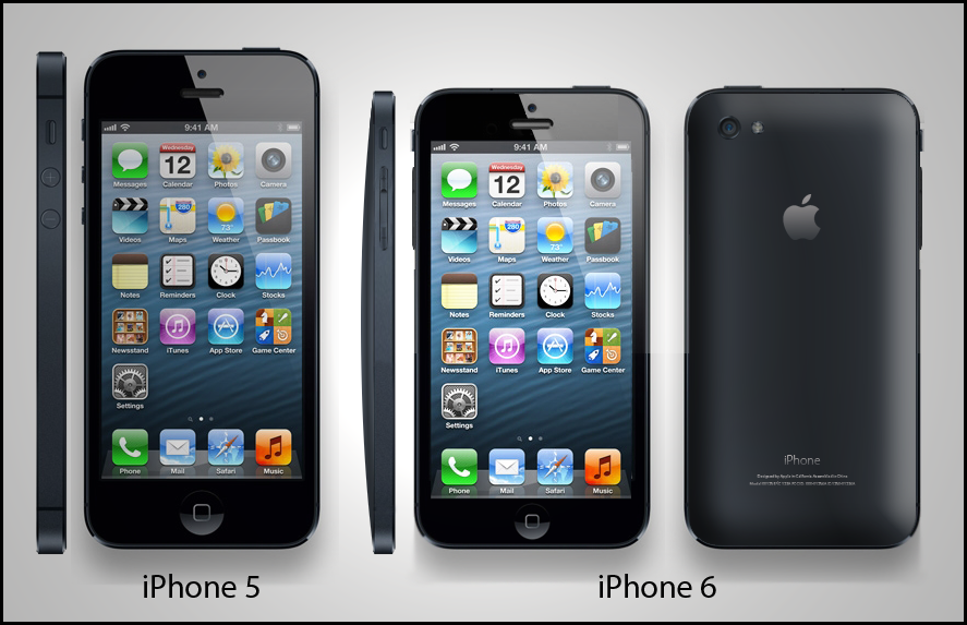 iPhone 6 Concept by Te...