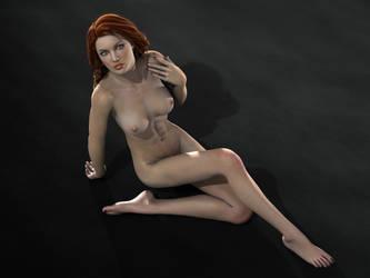 Lana: Nude by Thyranq