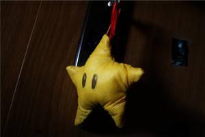Super Mario Star by ElyneNoir
