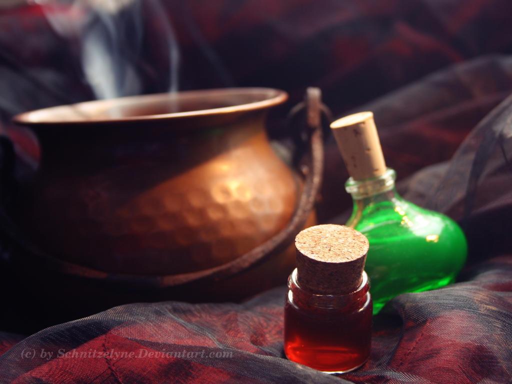 Witchcraft by Schnitzelyne