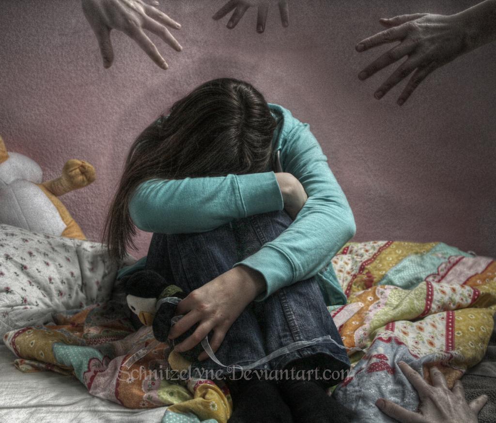Those Childish Fears by ElyneNoir