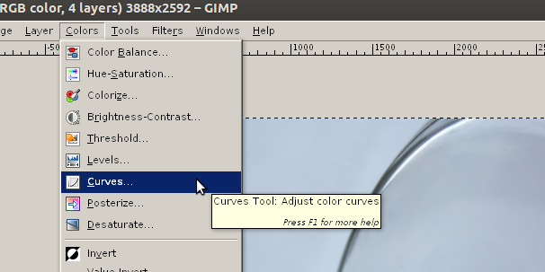Editing Photos in GIMP Part 1 by ElyneNoir on DeviantArt