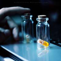 Take the Pill by ElyneNoir