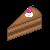 Chocolate Cake by ElyneNoir
