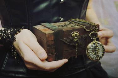 Long Forgotten Treasure by ElyneNoir