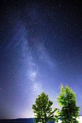 Milky Way by ElyneNoir