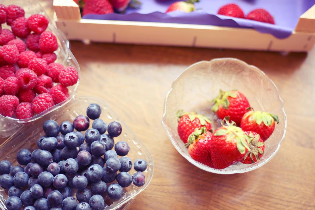 302 - Berries by ElyneNoir