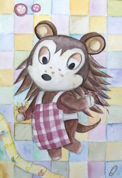 Animal Crossing - Sable