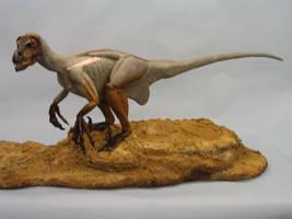 Velociraptor WIP by nwfonseca