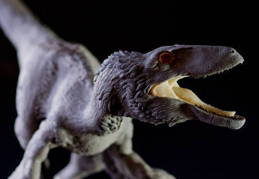Kickstarter: Deinonychus model update
