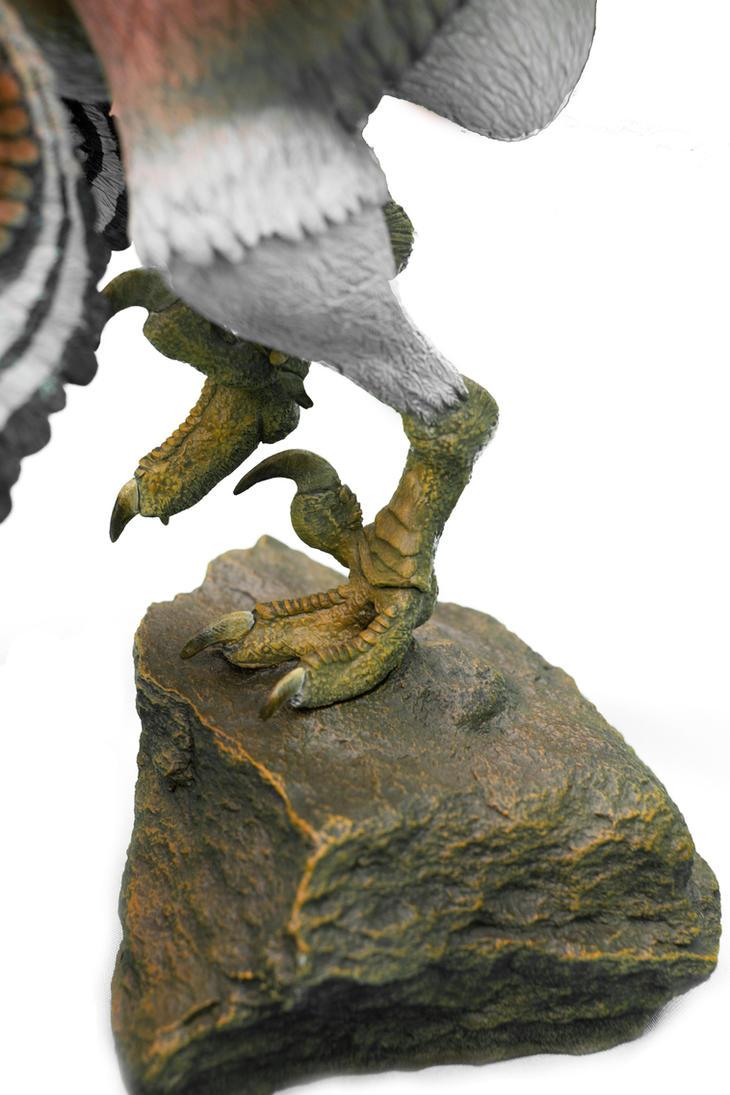 deinonychus sculpture by pheaston - photo #4