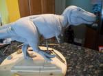Tyrannosaurus Sculpture 7-21-17