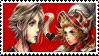 DFF ~ Onion Knight x Vaan Stamp by PoromPikachu