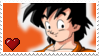 Teen Goten Stamp by PoromPikachu