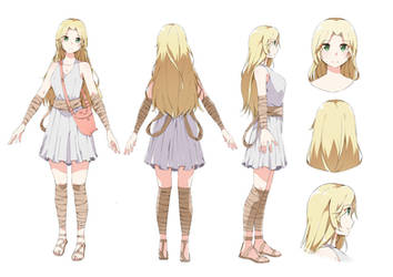 My Oc's Character Sheets owo) by chrobox