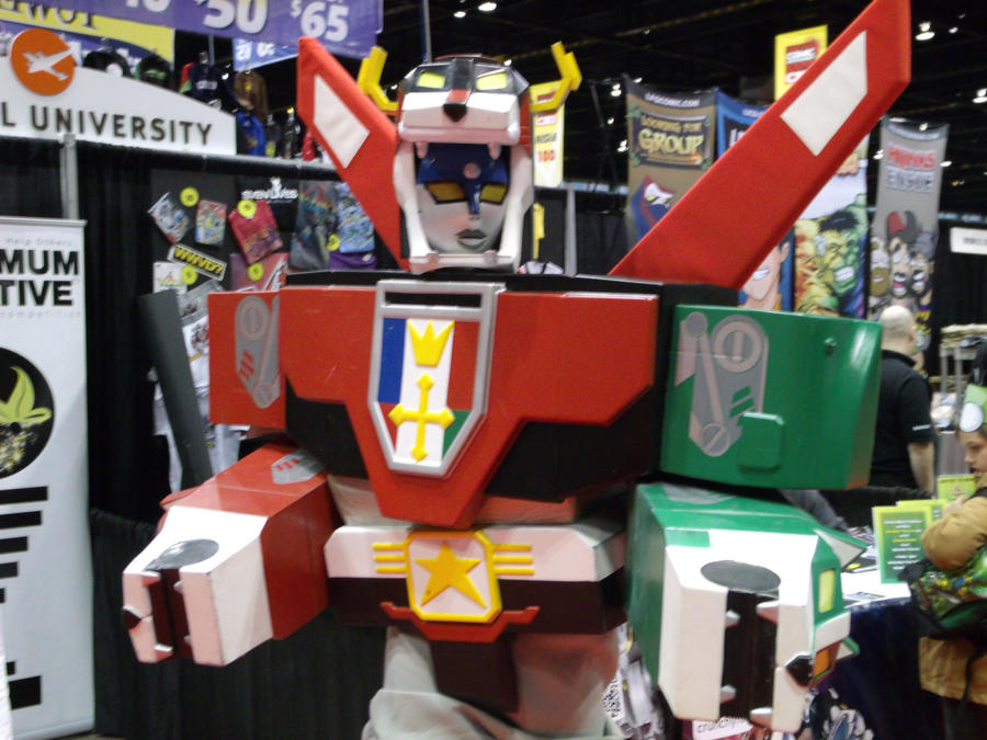 Voltron Cosplay C2e2 2012 By Monkeysquadone On Deviantart
