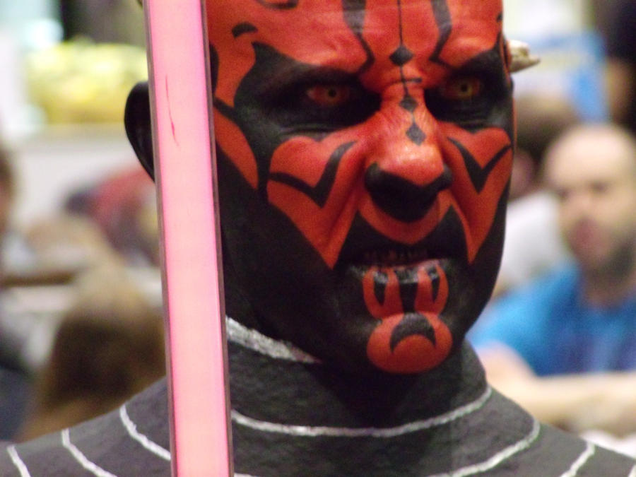 Darth Maul @ C2E2 2012 by MonkeySquadOne