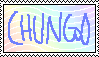 chungo stamp by OctopusSmugglingInc
