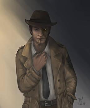 Detective Valentine